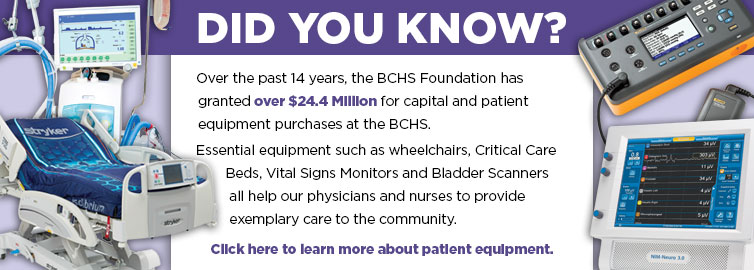 BCHS Foundation – Together, we are transforming healthcare in our